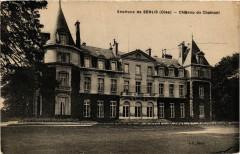 Env. de Senlis-Chateau de Chamant - Chamant