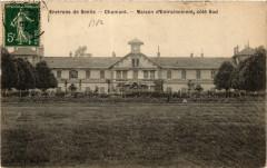 Env. de Senlis-Chamant Maison d'Entrainement cote Sud - Chamant