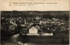Cires les Mello-Vue générale Route de Tille - Tillé