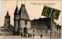 Bresles-Entrée du Chateau - Bresles