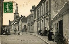 Etouy - Rue de l'Eglise - Étouy