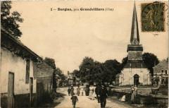 Dargies pres Grandvilliers - Dargies