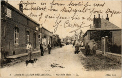 Montreuil-sur-Breche - Rue d'En Haut - Montreuil-sur-Brêche