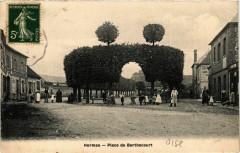 Hermes - Place de Berthecourt - Hermes