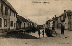 Cormeilles - La Grande Rue - Cormeilles