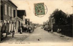 Tille - Route de Beauvais - Tillé