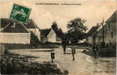 Le Petit-Serans - Le Placeau et le Lavoir - Serans