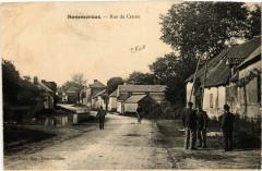 Sommereux - Rue du Centre - Sommereux