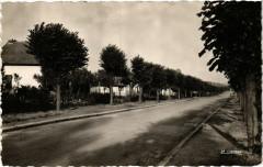 Thourotte Avenue du Marechal Foch - Thourotte