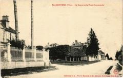 Talmontiers Le Centre et la Place Commmunale - Talmontiers