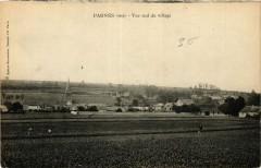 Parnes Vue sud du village - Parnes