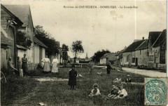 Domeliers La Grande-Rue - Doméliers