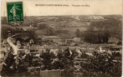 Bethisy-Saint-Pierre Vue prise vers Nery - Béthisy-Saint-Pierre