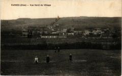 Parnes Vue nord du Village - Parnes