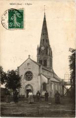 Nery L'Eglise - Néry