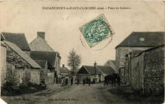 Hadancourt-le-Haut-Clocher Place du Calvaire - Hadancourt-le-Haut-Clocher