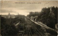 Cires-Les-Mello La Ligne du Chemin de Fer - Cires-lès-Mello