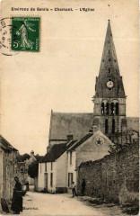 Chamant L'Eglise - Chamant