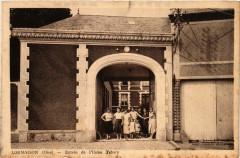 Lormaison - Entrée de l'Usine Tabary - Lormaison
