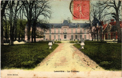 Laverriere - Le Chateau - Laverrière