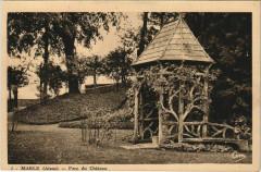 Marle Parc du Chateau - Marle