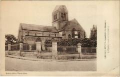Vic-sur-Aisne L'Eglise - Vic-sur-Aisne
