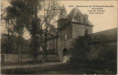 Coyolles Ancien Chateau Porte d'Entrée - Coyolles