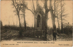 Sons Et RONCHeRES La Chapelle des champs - Ronchères