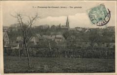 Fresnoy le Grand Vue generale - Fresnoy-le-Grand