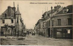 Fere-En-Tardenois Rue de l'Eglise - Fère-en-Tardenois