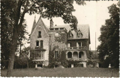 Saulchery Villa, Chateau carte photo - Saulchery