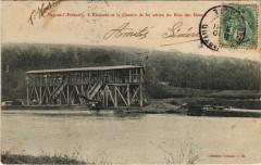 Nogent-l'Artaud Estacade et Chemin de fer aérien - Nogent-l'Artaud