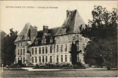 Notre-Dame-de-Liesse Chateau de Marchais - Marchais