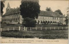 Env. de Villers-Cotterets Longpont Le Chateau vue d'ensemble - Villers-Cotterêts
