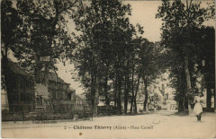 Chateau-Thierry Place Carnot - Château-Thierry