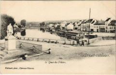 Chateau-Thierry Quai des Filoirs - Château-Thierry