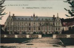 Chateau-Thierry L'Hopital (Facade) - Château-Thierry