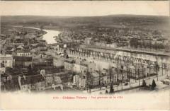 Chateau-Thierry Vue genearale de la ville - Château-Thierry