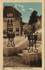 Vailly-sur-Aisne Rue de l'Hotel Dieu - Vailly-sur-Aisne