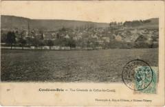 Cande-en-Brie Vue Generale de Cellles les Conde - Brie