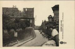 Guarre 1914-1915 Vic-sur-Aisne Le Presbytere - Vic-sur-Aisne