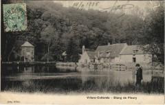 Villers Cotterets Etang de Fleury France - Fleury