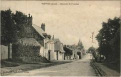 Vervins Chaussee de Fontaine France - Vervins