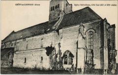 Crepy-en-Laonnois Eglise Notre-Dame - Crépy