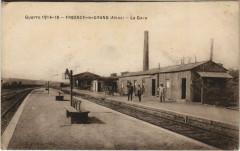 Fresnoy le Grand- La Gare France - Fresnoy-le-Grand