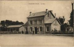 Chailvet-Urcel - La Gare - Urcel