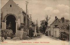 Conde-sur-Aisne - L'Abbaye - Rue Principale - Condé-sur-Aisne