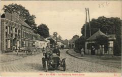 La Fere - Le Faubourg Notre-Dame - La Fère
