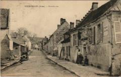 Courcelles - Grande Rue - Urcel