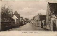 Sermoise - Route de Soissons - Rue - Street Scene - Sermoise